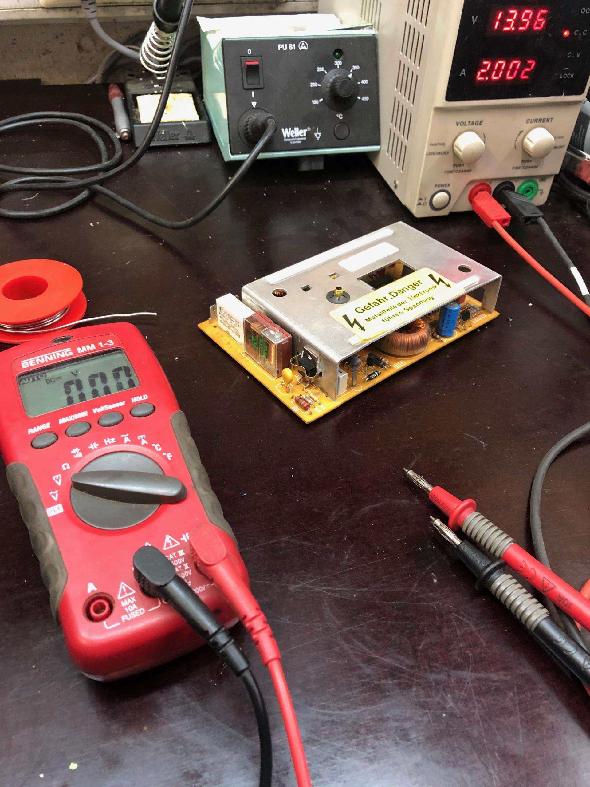 Akku- und Elektrotechnik Reparaturen Landkreis Rosenheim
